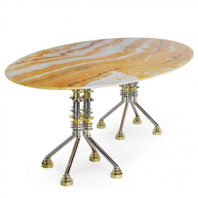 TABLE REPAS SPUTNIK