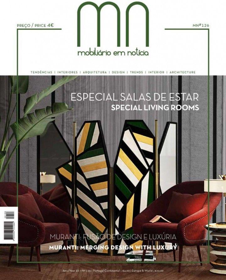 Mobiliário em Notícia Magazine - N.º 126/2018