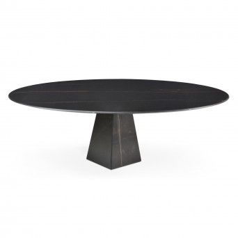 COSMOS COFFEE TABLE ELLIPTICAL