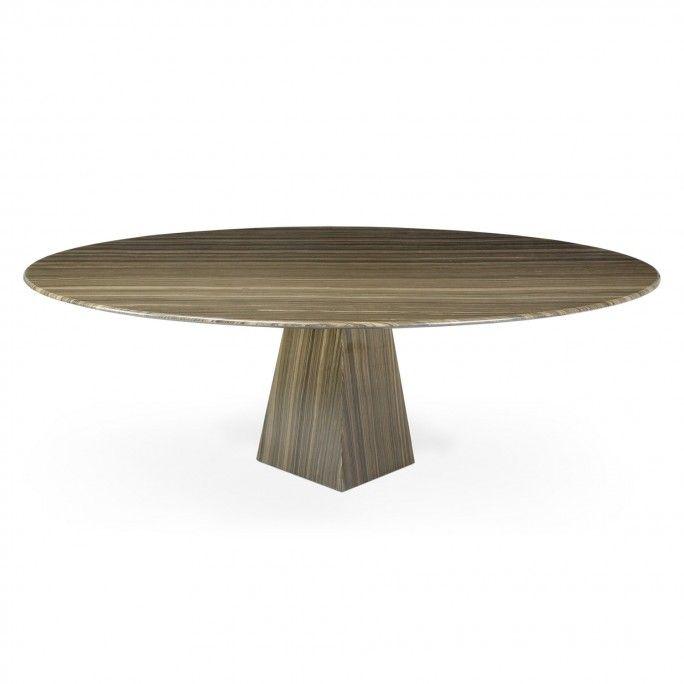 COSMOS COFFEE TABLE ELLIPTICAL