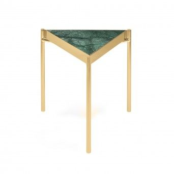 TABLE D?APPOINT KANDINSKY TRIANGULAR GOLD