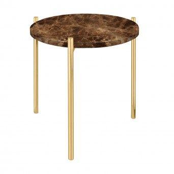 KANDINSKY SIDE TABLE II  GOLD
