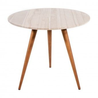 FIKA SIDE TABLE | ATHEN WOOD PATCHWORK