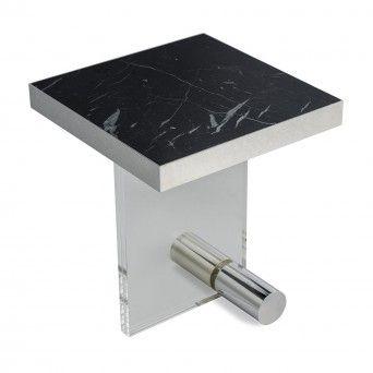 KANDINSKY SIDE TABLE SQUARE ACRYLIC